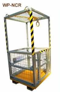 Picture of Crane Man Cage 4 Man with Roof (Perth)