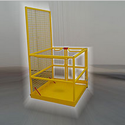 Picture of Safety Cage Fully Welded Painted