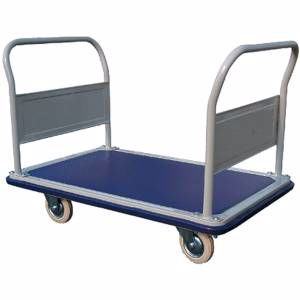 Picture of Huge Deck 4 Wheel Trolley 1160x760mm Perth