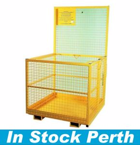 Picture of Fully Welded Safety Cage ( Perth )