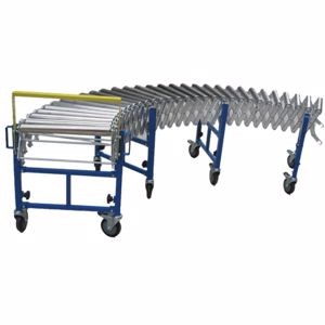 Picture of Heavy Duty Steel Wheel Expandable Conveyor 450mm Width Perth