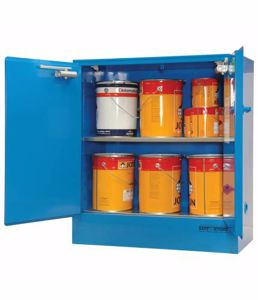 Picture of Corrosive Storage Cabinets (160 Litre) Perth
