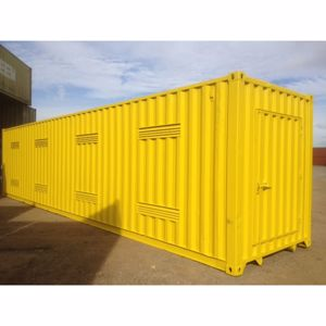 Picture of 40 ft Dangerous Goods Shipping Containers Perth