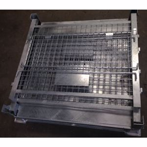 Picture of Steel Pallet Cage