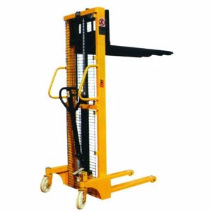 Picture of Manual Pallet Stacker 1500kg SWL 1.6m Height