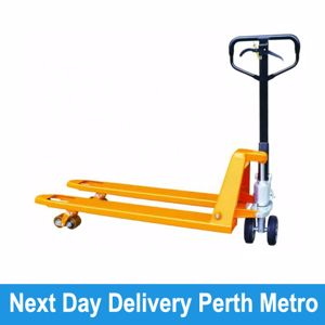 Picture of Pallet Truck with hand brake 685mm Width Perth