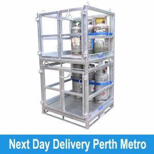 Picture of Cage for Transporting Gas Cylinders (Perth)