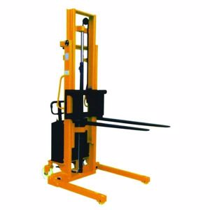 Picture of Semi Electric Powered Straddle Stacker 1500kg SWL (Perth)