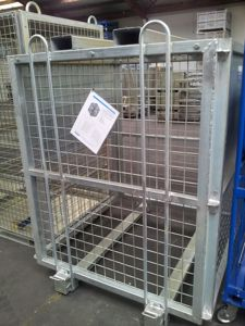 Picture of Brick Cage Flat Packed (Perth)