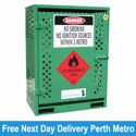 Picture of Gas Cylinder Storage cage for 2 x Type T Forklift Cylinders Brisbane