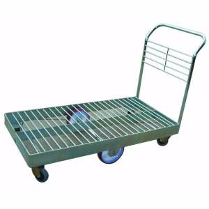Picture of Single Deck Steel Wire Trolley 1200mm x 500mm Perth