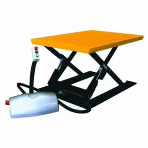 Picture of Electric Powered Platform Scissor lift Table 1000Kg Perth