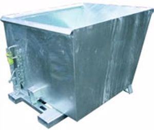 Picture of Heavy Duty Tip Up Bins 1.00m2 Perth