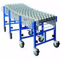 Picture of Heavy Duty Skate Wheel Expandable Conveyor 450mm Width Perth