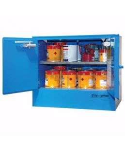 Picture of Corrosive Storage Cabinets (100 Litre) Perth