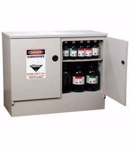 Picture of Corrosive Storage Cabinet Poly (100 litres) Perth