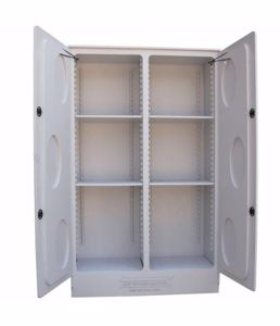 Picture of Corrosive Storage Cabinet Poly (250 litres) Perth