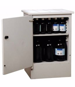 Picture of Corrosive Storage Cabinet Poly (50 litres) Perth