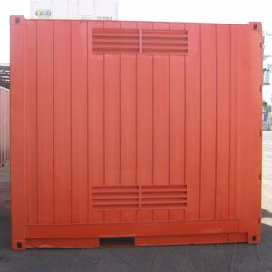 Picture of 10 ft Dangerous Goods Shipping Containers Perth