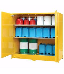 Picture of Flammable Cabinet Storage (650L) Perth