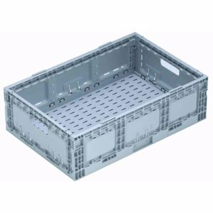 Picture of Folding Plastic Crate 17 Litre Perth