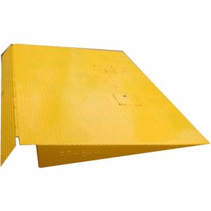 Picture of Forklift Container Ramp for Reefer Containers 6000 Kg
