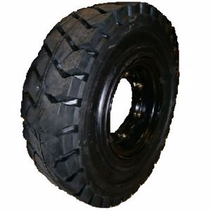 Picture of Forklift Rim and Solid Tyre 700 x 12 Komatsu & Mitsubishi