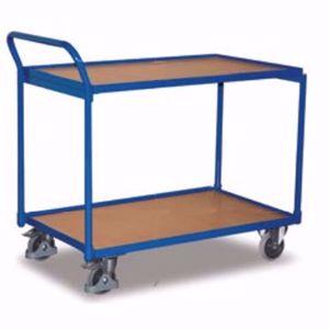 Picture of Heavy Duty Shelf Trolley 250 Kg Load Capacity