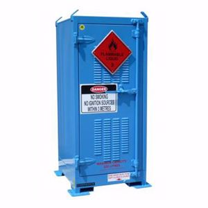Picture of Heavy Duty Flammable Liquid Storage Cabinet (250L) (Perth)