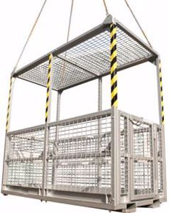 Picture of First Aid Rescue Cages 6 Man (with Roof) (Perth)
